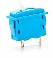 Peco - Interruptor Azul de palanca para accionamiento de desvios. Ref: PL-22.