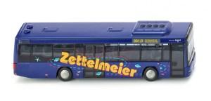 """Wiking - Autobus MAN Lion,s City A78 """" Zettelmeier """", Escala H0, Ref: 070702."""