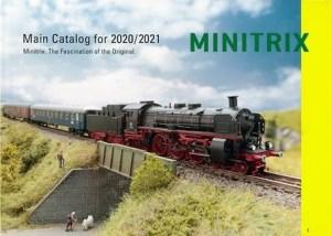Minitrix - Catalogo General Minitrix N 2020/2021. Ref: 19853.