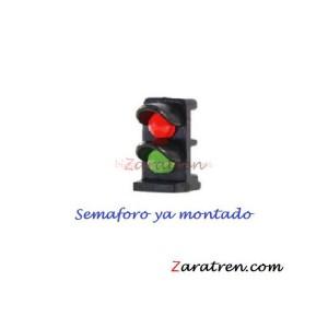 Zaratren - Mono bajo 2 posiciones, V/R Normal, Ya montado, Escala N, Ref: ZT-FR2063.