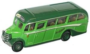 Oxford - Autobus Southdown Bedford OB, Escala N, Ref: NOB002.