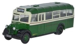 Oxford - Autobus Bedford OWB Southern National, Escala N, Ref: NOWB004.