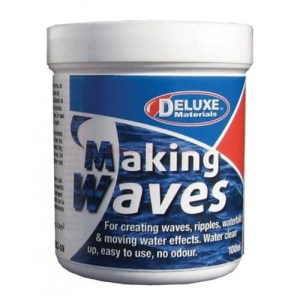 Deluxe - Making Waves, Efecto de Olas en movimiento, Ref: BD39.