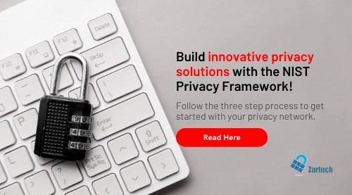 nist privacy framework