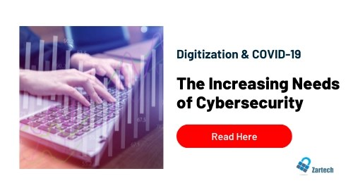 Digitization and COVID-19 on Cybersecurity
