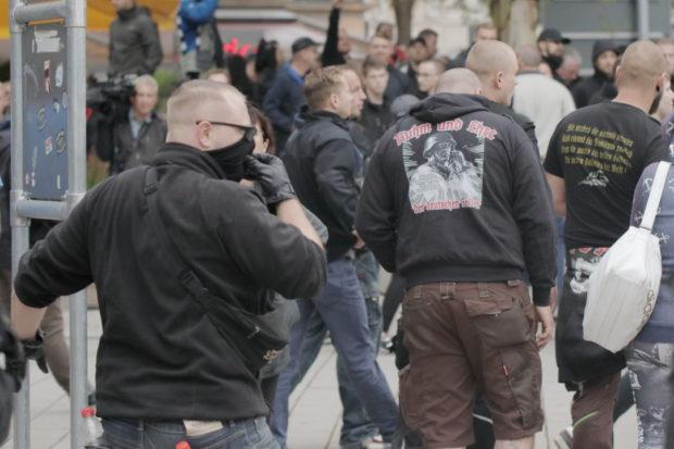Pressefreiheit Angriffe auf Journalisten in Chemnitz