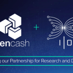 ZenCash and IOHK R&D Partner!