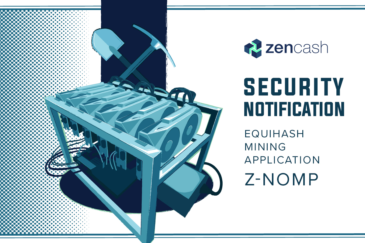 Update for the Equihash Mining Application Z-NOMP