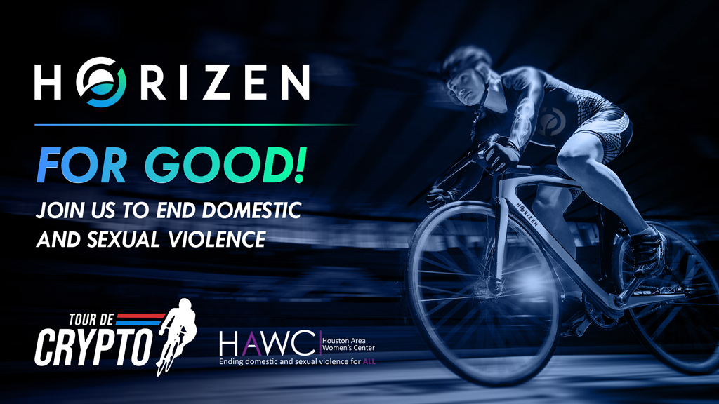 [Charity] Join Horizen to Help End Domestic and Sexual Violence!