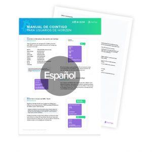 Horizen Cointiqo Manual Spanish