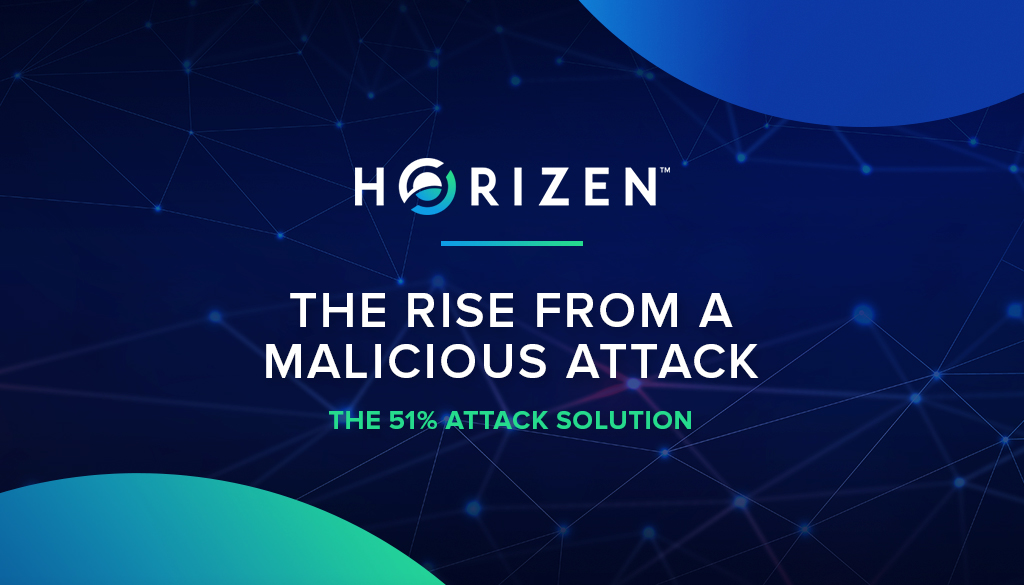 The Rise From A Malicious Attack - Horizen's 51% Attack Solution
