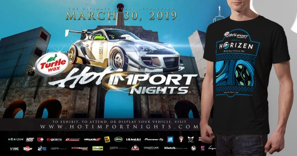 Horizen partners with Hot Import Nights