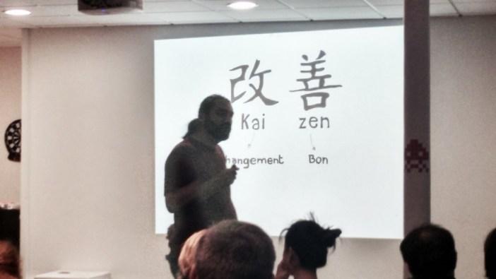 Kai zen, ou comment bien appréhender le changement