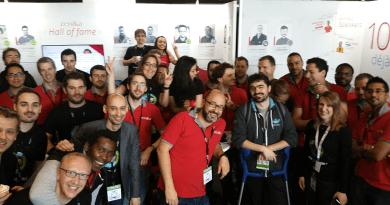 L'équipe Zenika à Devoxx 2016