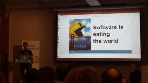 Software eating the world