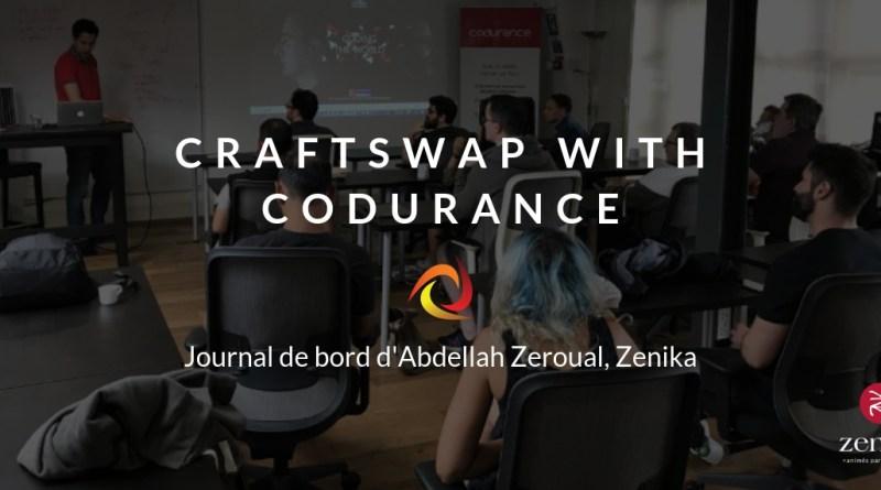 Craftswap Codurance x Zenika