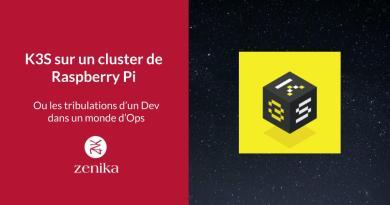 K3S sur un cluster de Raspberry Pi