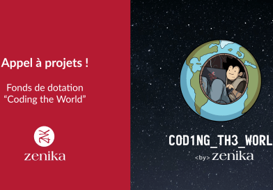 "Appel à projets : ""Coding the World"""