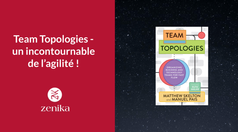 Team Topologies – Organizing Business and Technology Teams for Fast Flow