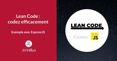 Lean Code: codez efficacement – Exemple avec ExpressJS
