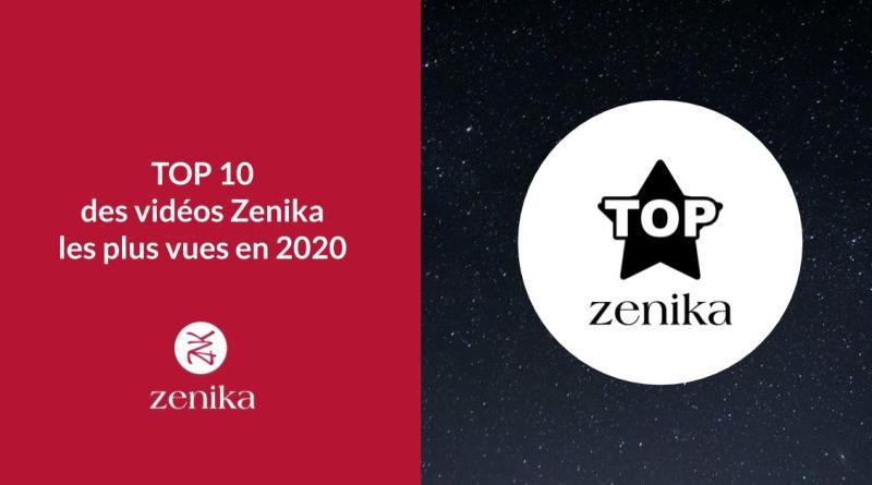 TOP 10 des vidéos Zenika les plus vues en 2020
