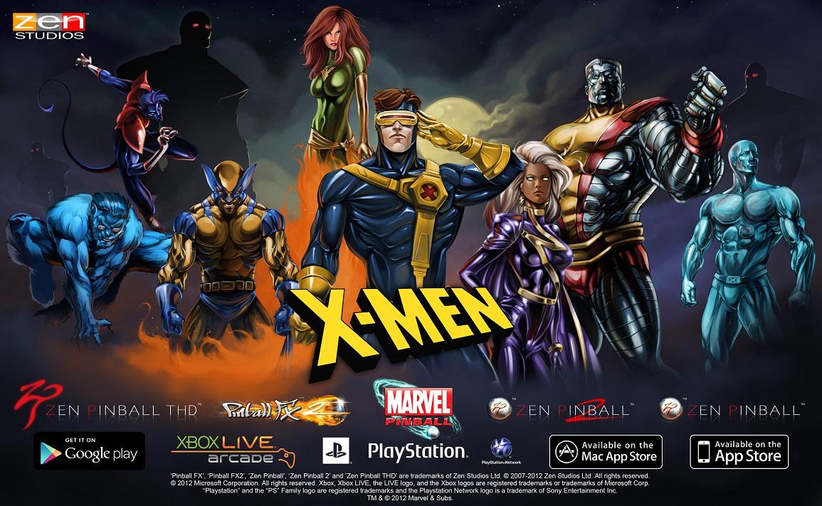 x men is now
