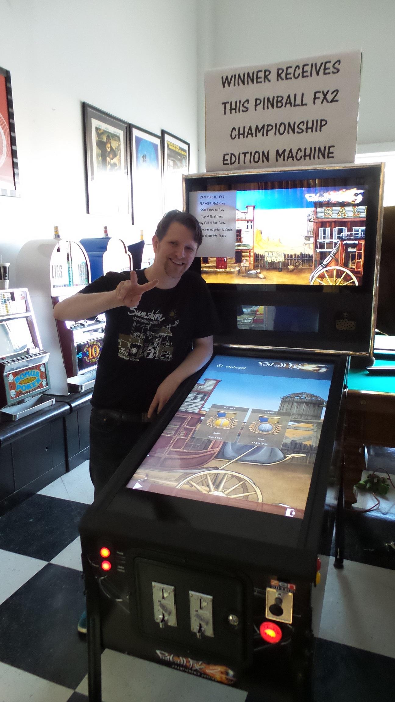 Pinball Fx2 Ce Open Tournament Results Zen Studios