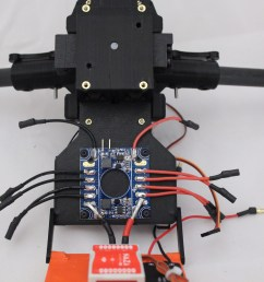 dji inspire wiring diagram wiring diagram advance 3d printed dji inspire clone build pictures and instructions [ 5184 x 3456 Pixel ]