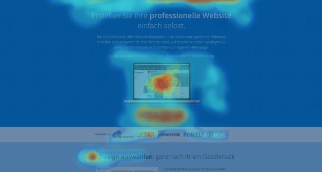 website-heatmap