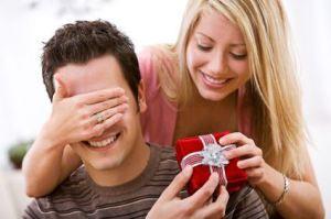 Gift from girlfriend to boyfriend