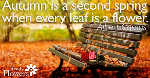 Romancing the Season: 10 Activities for Autumn