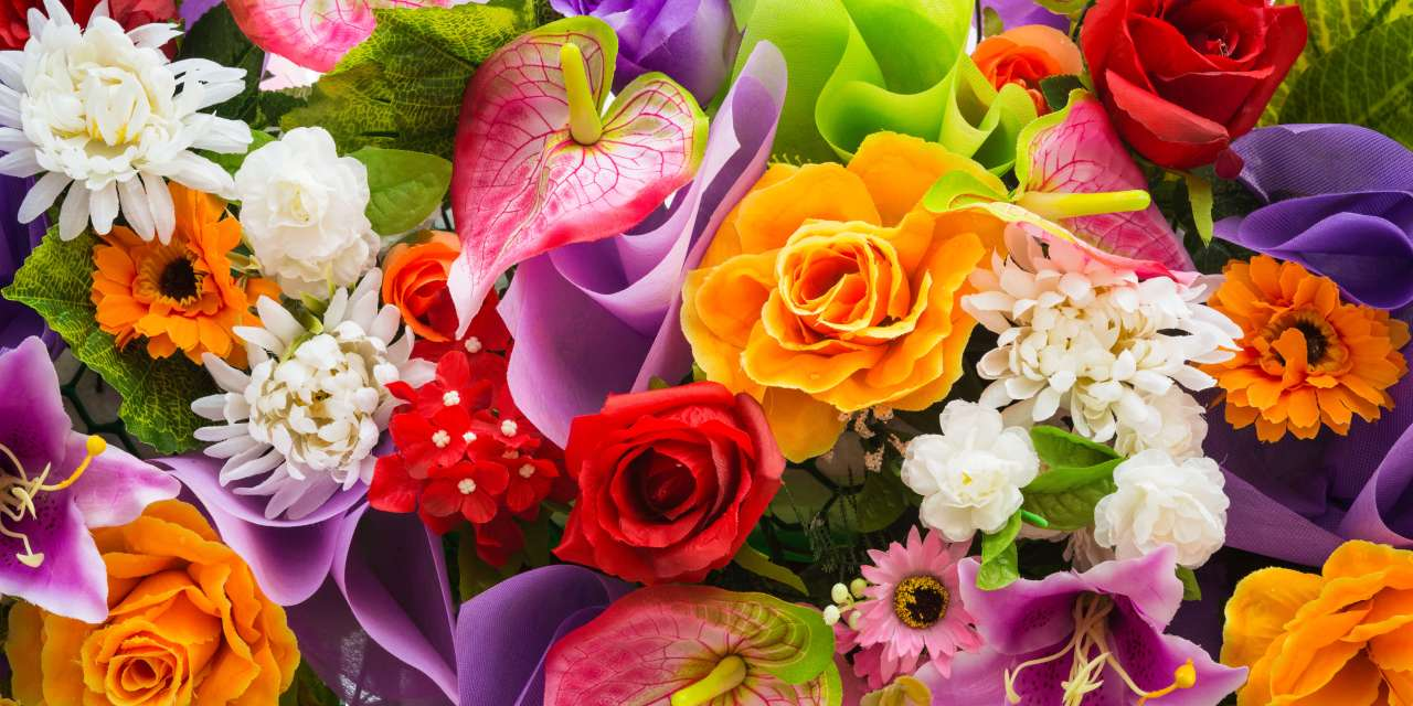 Birth Month Flowers and What They Mean