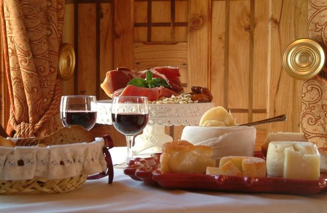 wine & cheese dinner