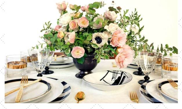Easter Floral Centerpiece Ideas and Inspirations