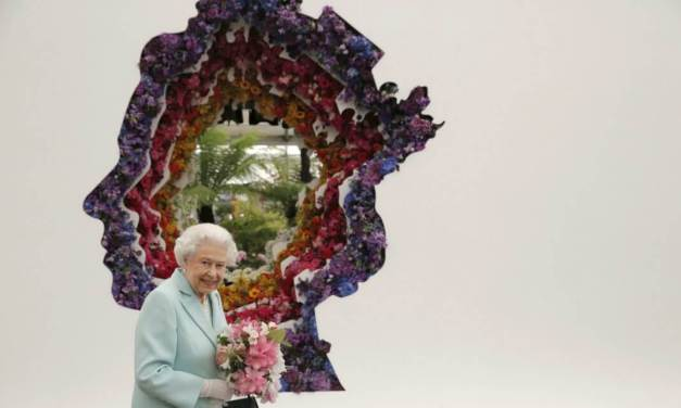 The Flowers Which Took the Spotlight in the Queen's 90th Birthday