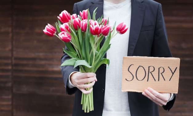 5 Tips to Say Sorry like You Mean It