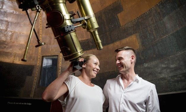 An Extraordinary Date Night at Sydney Observatory
