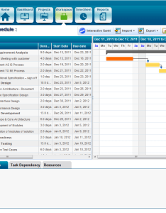 Sneak peek into zilicuspm also released with interactive gantt chart and ms project rh blog zilicus