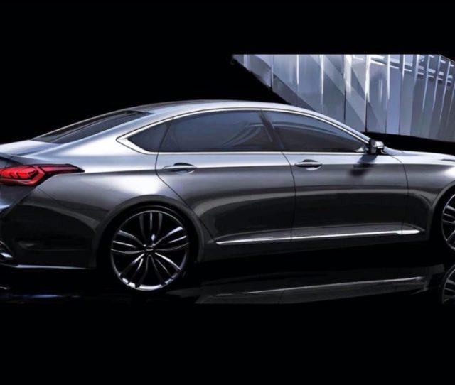 Hyundai Azera Redesign