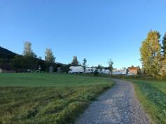 Stellplatz am Buron, Wertach