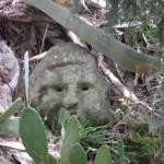 045 gnomo nascosto - Settimo Andreoni : lo scultore dei boschi di Montemagno