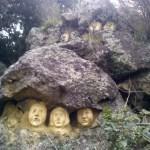 048 stupore generale - Settimo Andreoni : lo scultore dei boschi di Montemagno