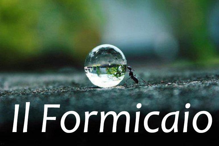 Il Formicaio – Leggenda su San Michele alle formiche
