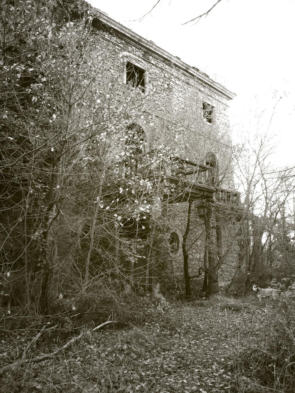 La casa stregata di Pomarance
