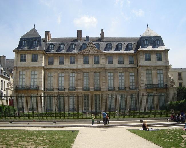 Il Marais del Museo Picasso