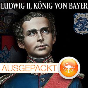 R/101 Ludwig II., König von Bayern Alexandros Models