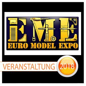 Euro Model Expo 2018 • Zehn Jahre Plastikmodellbau der Spitzenklasse