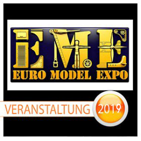 SAVE THE DATE - EME 2019 am 30./31.März