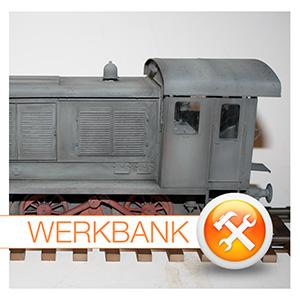 Die deutsche Diesellok WR 360 C12