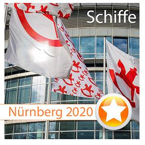 Nürnberger Spielwarenmesse 2020 • Schiffe